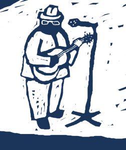 Roscoe Chenier / bluesman